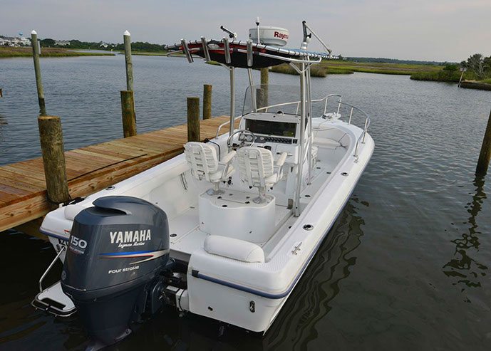 Topsail Boat Rental